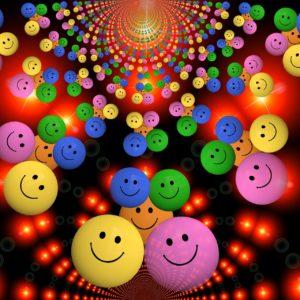 Sei wieder glücklich